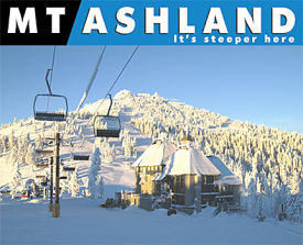 Mt Ashland photo
