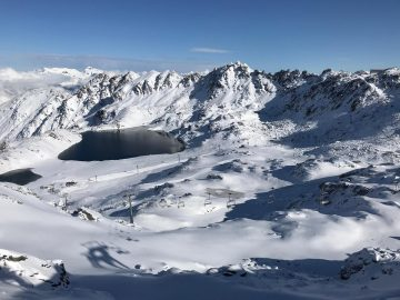 Verbier Opening this Weekend After Some Resorts in Alps Receive Over A Metre of Snowfall