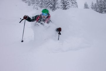 Jackson Hole Reports Record Early January Snowfall