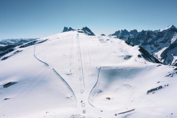 French 2021 Summer Ski Season Starts Soon